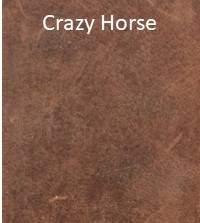 Crazy Horse Top Grain Sample